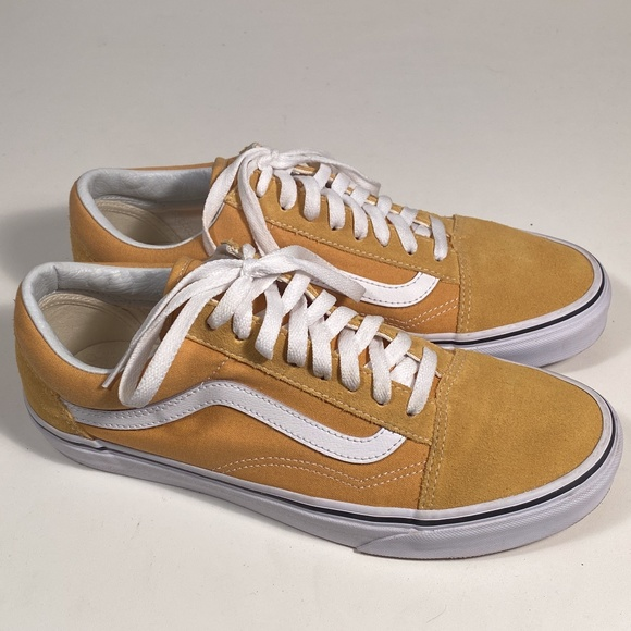 Vans Old Skool Mustard Sneakers Women